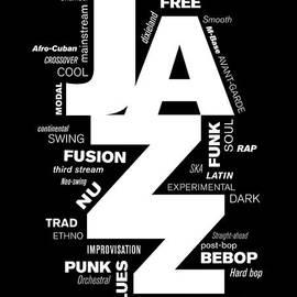 Jazz Styles by BlackLineWhite Art