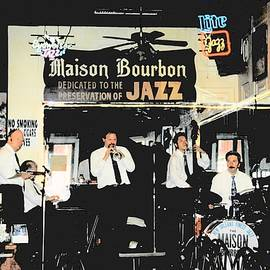 Jazz - The Music of New Orleans by Dora Sofia Caputo