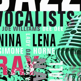 Jazz Vocals by Carl Bradford