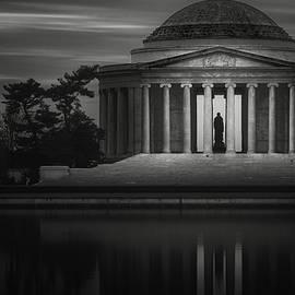 Jefferson Memorial, a visual story by Eduard Moldoveanu