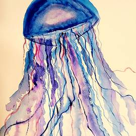 Jellyfish by Terry Feather