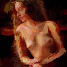 Jennifer nude 9-20-911 by Mike Penney