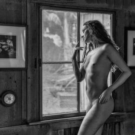 Jennifer Nudes 012 by Mike Penney