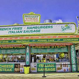 Jersey Shore Haute Cuisine by Allen Beatty