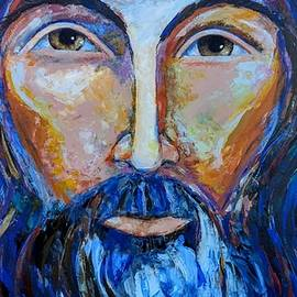 Jesus Christ by Helenice Araujo dos Anjos Aravena