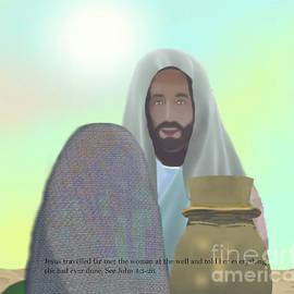 Jesus Know by Stella SzeTu