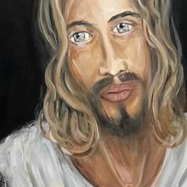 Jesus by Oksana Semenchenko
