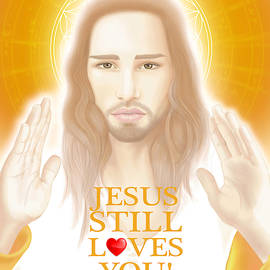 Jesus Still Loves You  by Jason Mccreadie