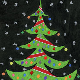 Jingle Tree by Mary Walchuk