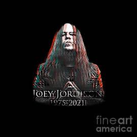 Joey Jordison by Laurence Stefani