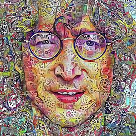 John Lennon 1a by Stefano Menicagli