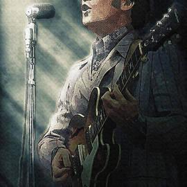 John Lennon Live in Concert by Gunawan RB