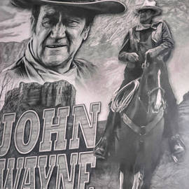 John Wayne American Legend by Donna Kennedy