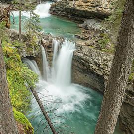Johnston Canyon Cascades by Jemmy Archer
