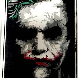 Joker by Rajdeep Ghosh