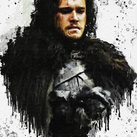 Jon Snow  by Gunawan RB