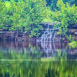 Joshua Springs Falls by Lynn Bauer