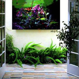 Jubilation Garden by Art By ONYX