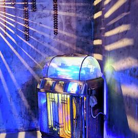 Jukebox in The Kansas Bar by Cathy P Jones