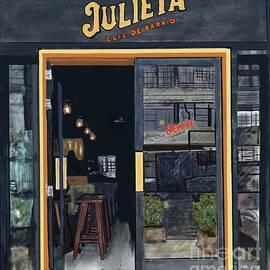 Julieta by Beth Saffer