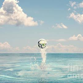 Just A Drop by Kelley Freel-Ebner
