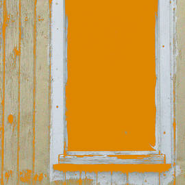 Just A Window ... by Judy Foote-Belleci