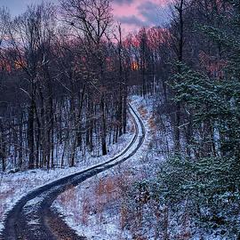 Just Around the Bend by Lara Ellis