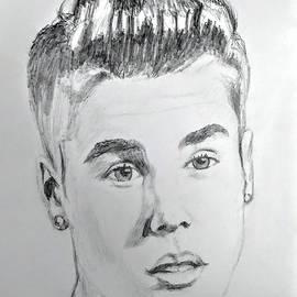 Justin Bieber by Robert Martin