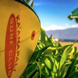 Ka anapali Surf Club by Connie Raynor