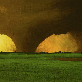 Kansas Cyclone by Connor Sipe