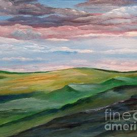 Kansas Hill Country by Lee Piper