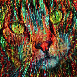 Katie the Colorful Cat by Peggy Collins