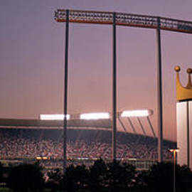 Kauffman Stadium-001 by Timothy Bischoff