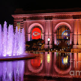 KCUnionStationFountain-8520 by Gary Gingrich Galleries