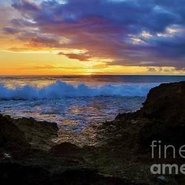 Keaau Sunset by Craig Wood