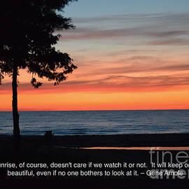 Keep On Being Beautiful by J Lloyd