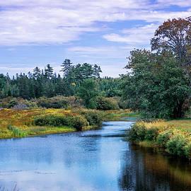 Kennetcook River by Ken Morris