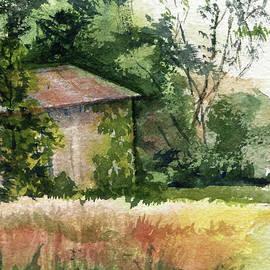 Kentucky Barn by Janet Felts