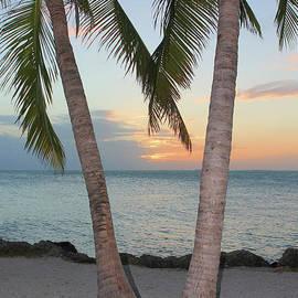 Key West Sunset by Tina Uihlein