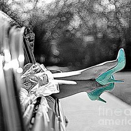 Kick Up Your Heels by Edith Dooley