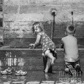Kids will be kids by Paul Quinn
