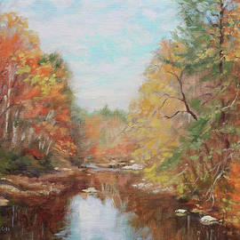 Kimberling Creek by Bonnie Mason