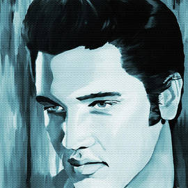 King of Music the Elvis  by Gull G