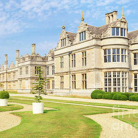 Kirby Hall by Neale And Judith Clark