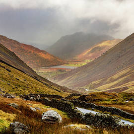 Kirkstone pass by Maggie Mccall