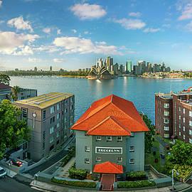 Kirribilli View by Az Jackson