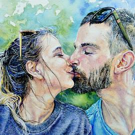 Kisses Sweeter Than Wine by Hanne Lore Koehler