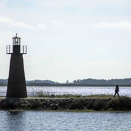 Kissimmee Lakefront Park Lighthouse   by Chris Mercer