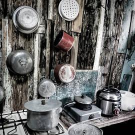 Kitchen 2 by Claude LeTien