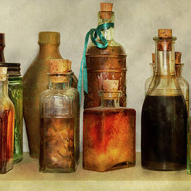 Kitchen - Ingredients - Pickles and bits by Mike Savad